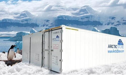 Portable Cold Stores Storage Refrigerated Containers Hire